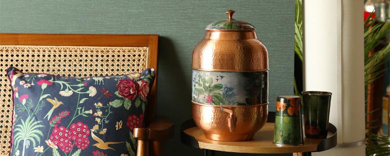 Buy copper water dispenser online