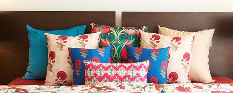 Decorative Cushion Covers - Printed Cushion Covers