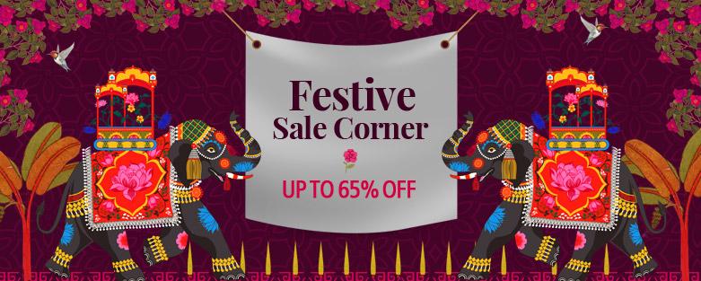 Festive Special discount