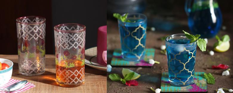 Buy Glass and Bone China Tumblers Online