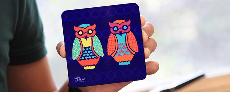 MDF Coasters