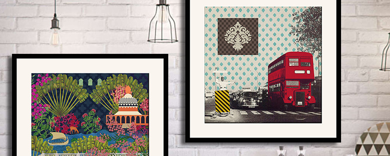 Framed Wall Arts Online   Wall Art for Home Decor