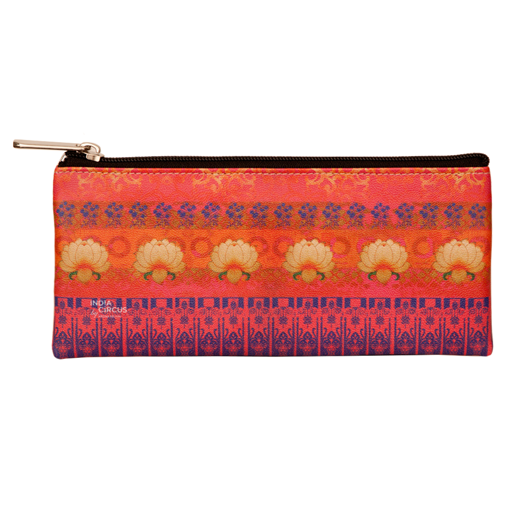 Lotus Bloom Utility Small Pouch