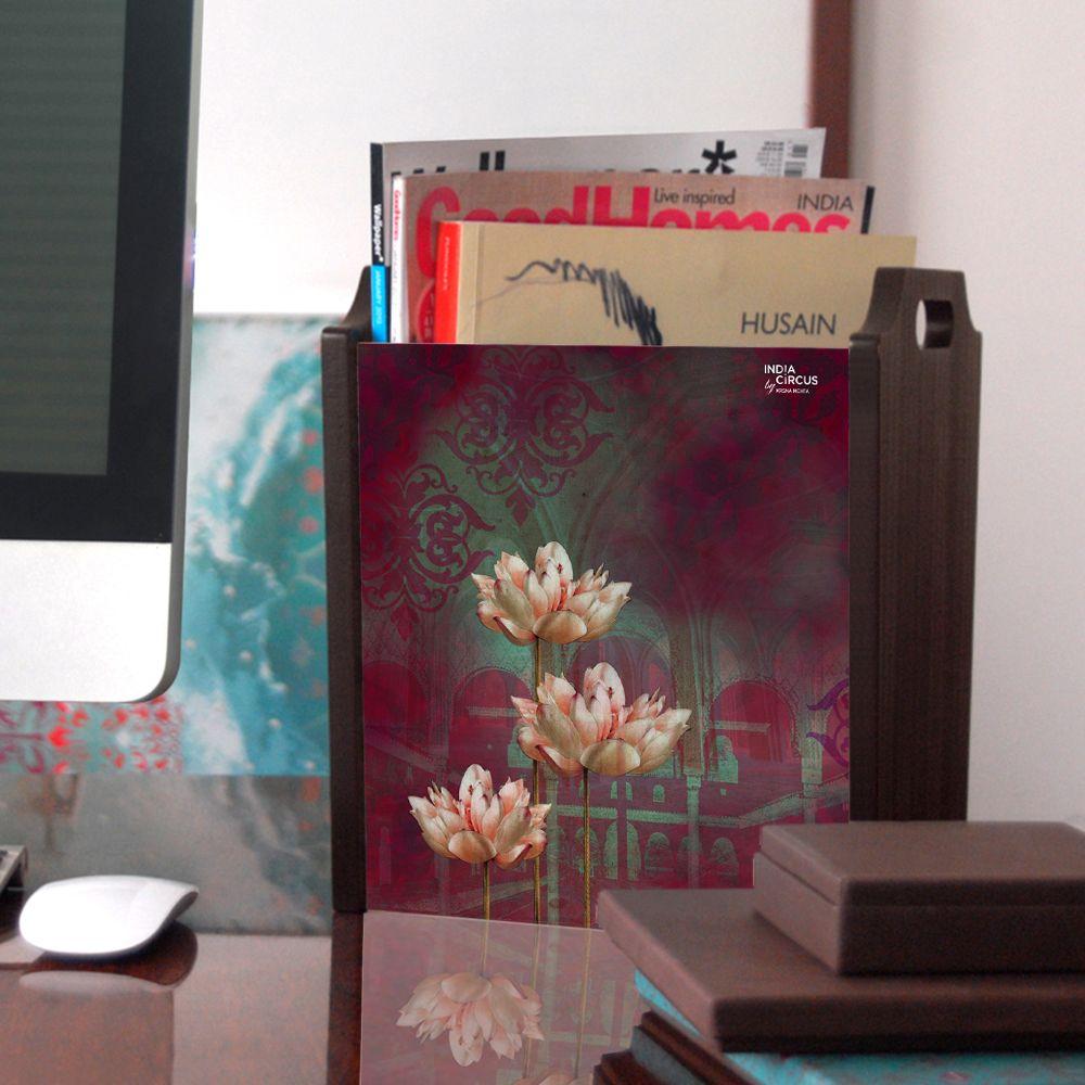 Tamara Blissful Lotus Mutli Utility Bin