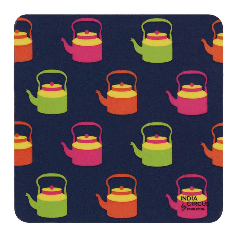 Kettle Calling Coasters - (Set of 6)