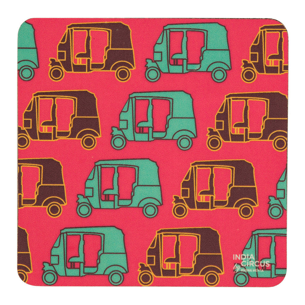 Auto Pop Coasters - (Set of 6)