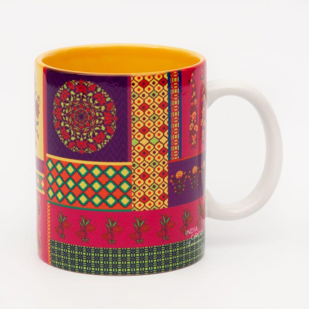 Pretty Potpourri Mug