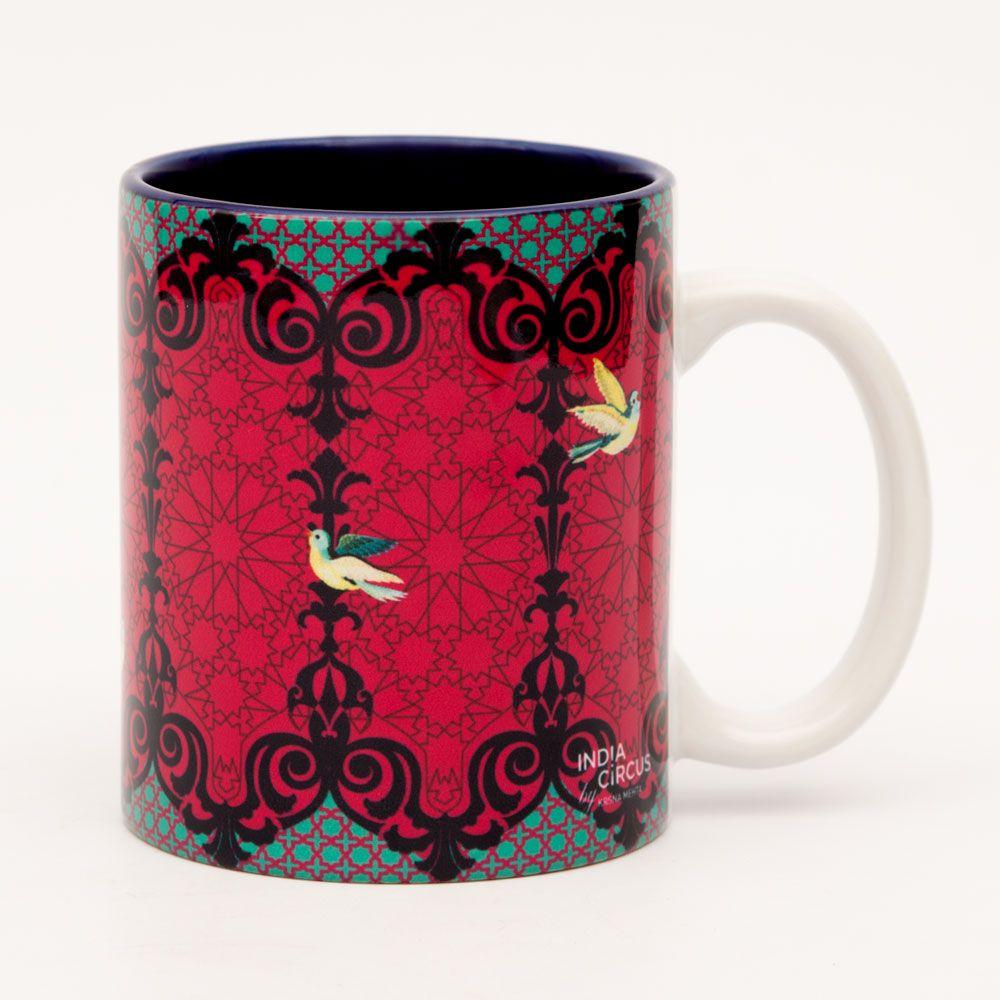 Flight of Birds Ceramic Mug