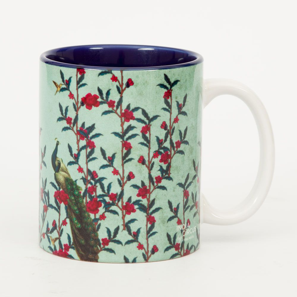 Elan of the Peacock Mug