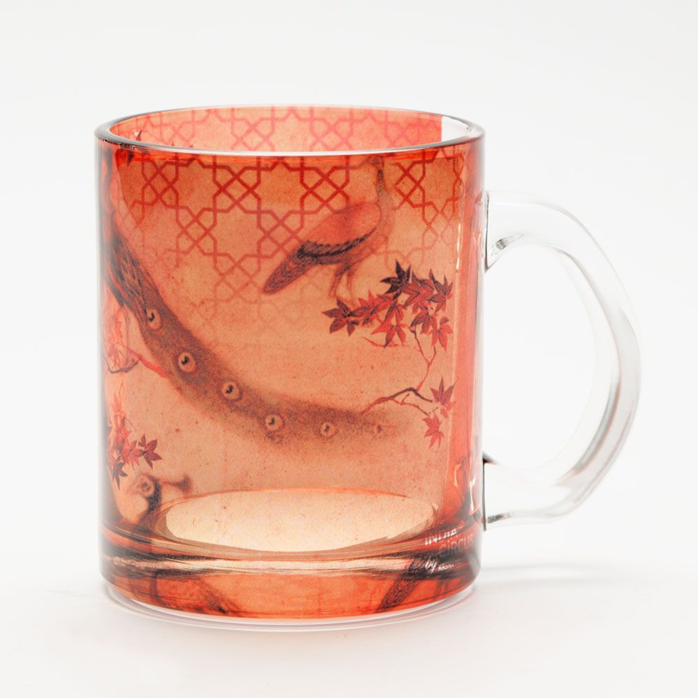 Opaline Wonder Glass Mug