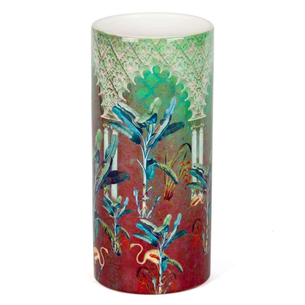 I Spy Flamingoes in the Garden Vase