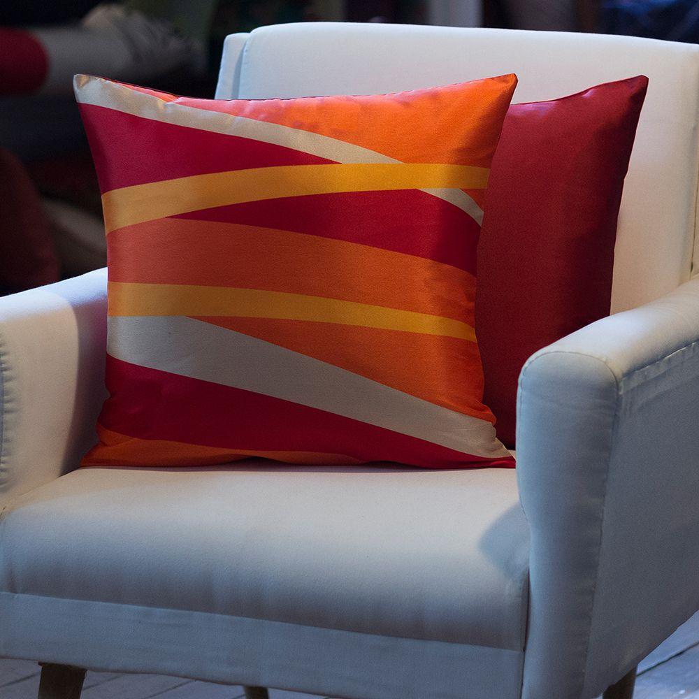 Rays of Joy cushion cover