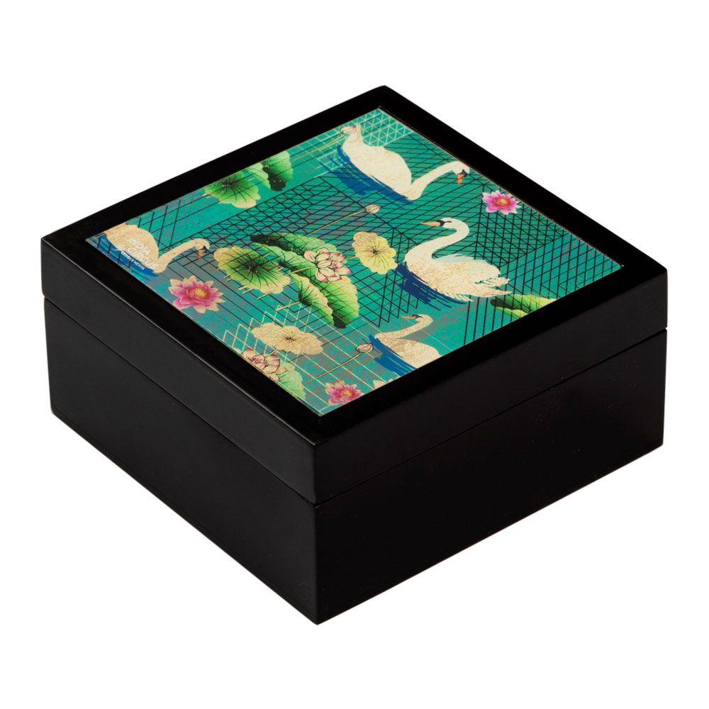 Song of Swans Medium Storage Box