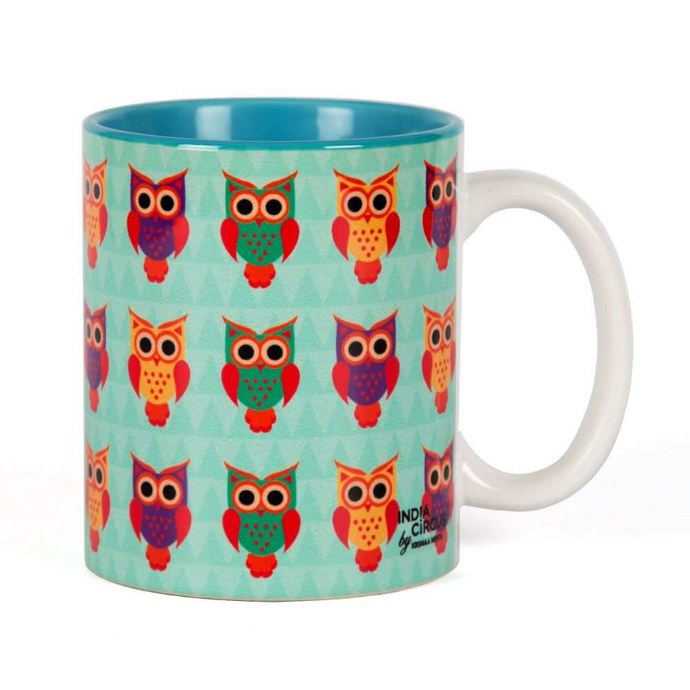 Disco Hedwig Mug