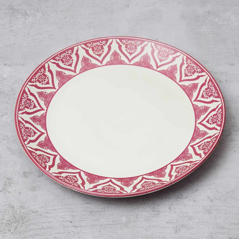 The Morning Glory Dinner Plate