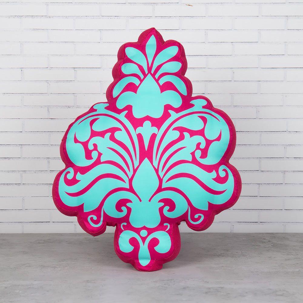 Floral Blossom Shaped Cushion