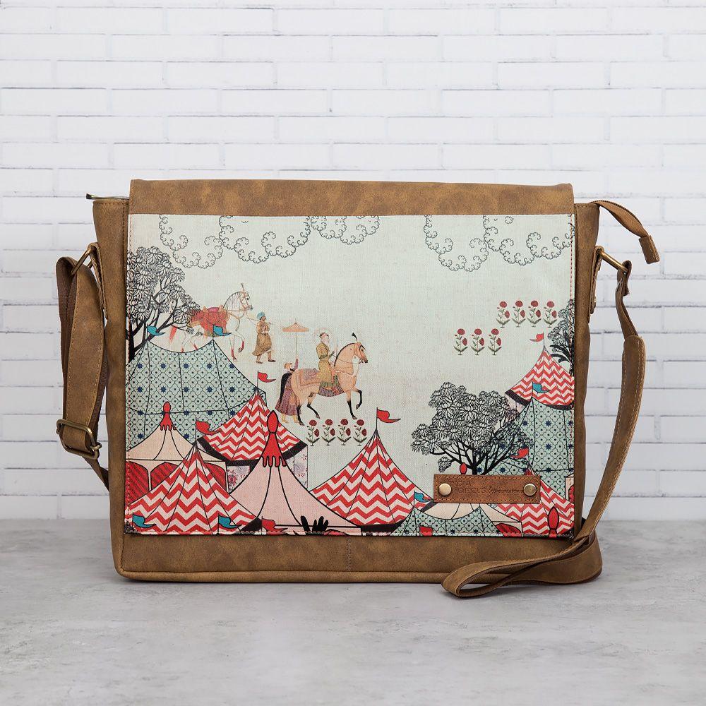 Buy Medieval Times Messenger Bag Online