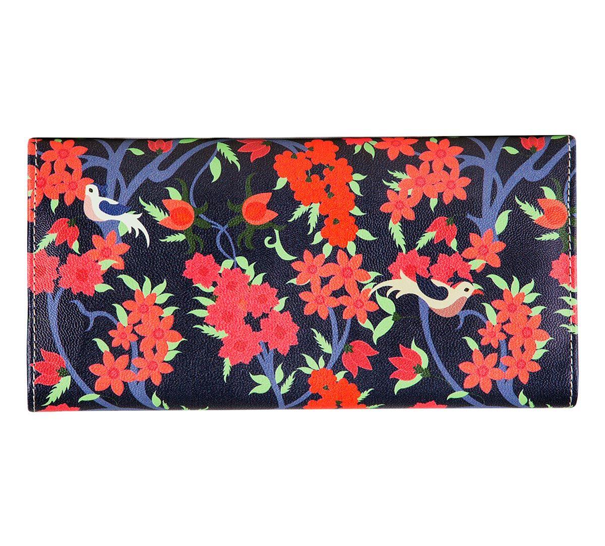 Flower Power Ladies Wallet