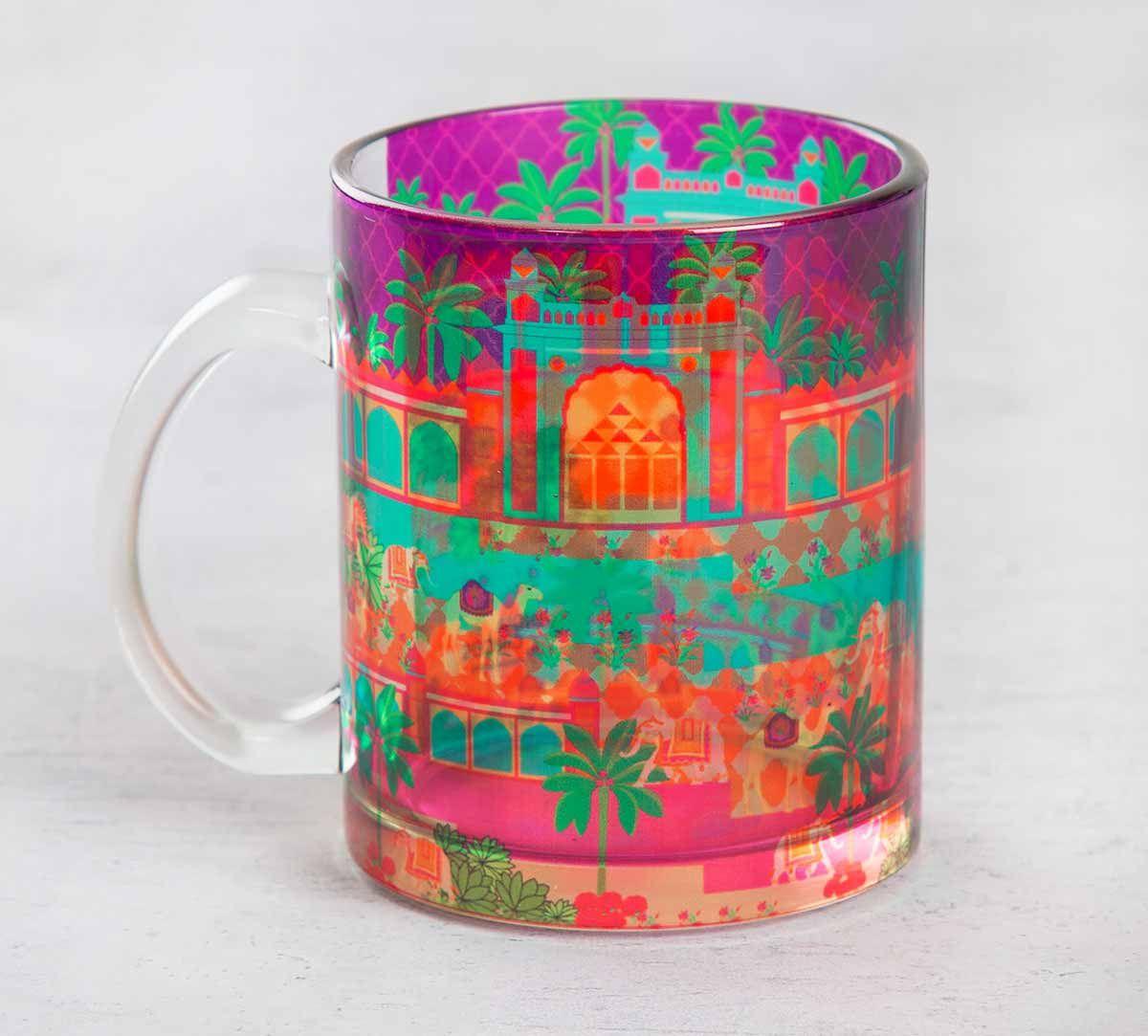 Lucullian Envisage Glass Mug