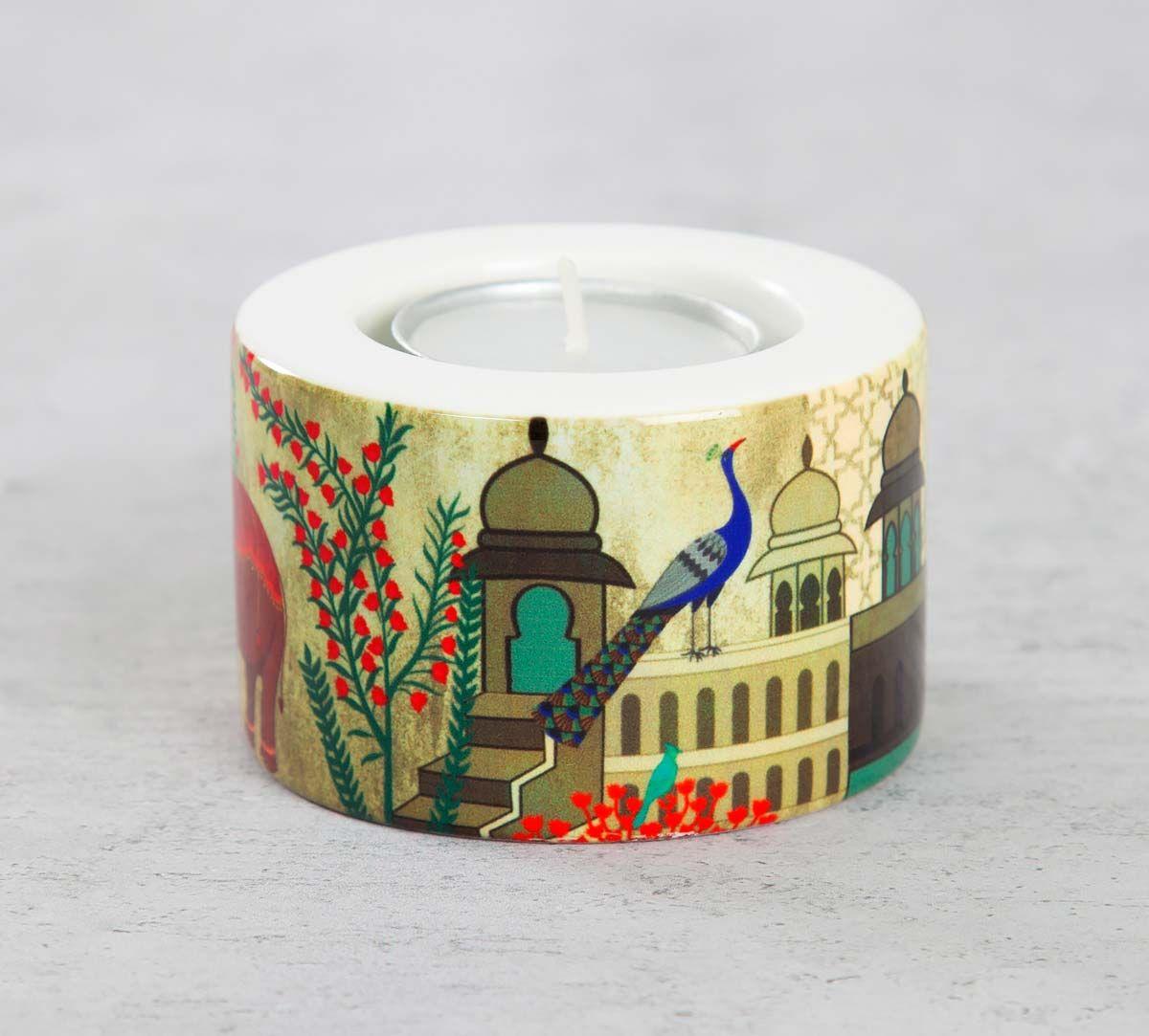 Mughal Treasures Tea Light Holder