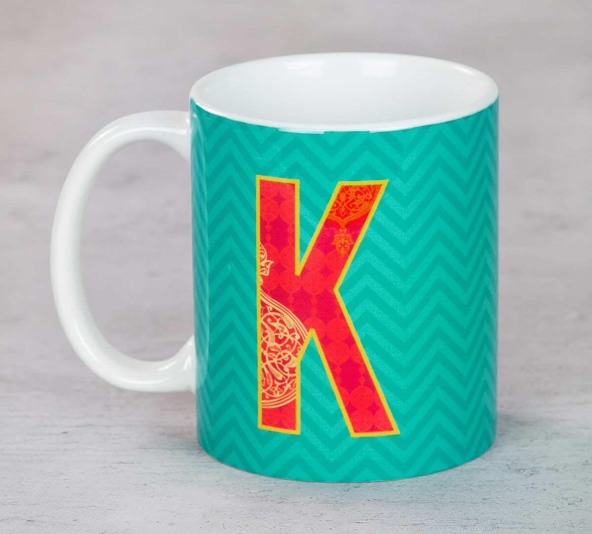 Chevron Kalon Coffee Mug