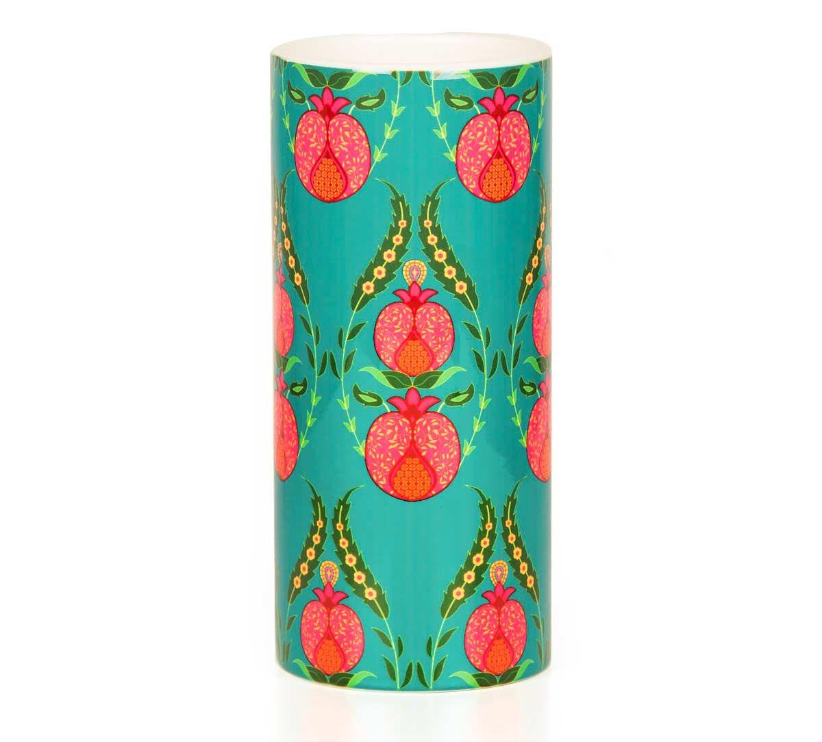 Cherry Wine Vase