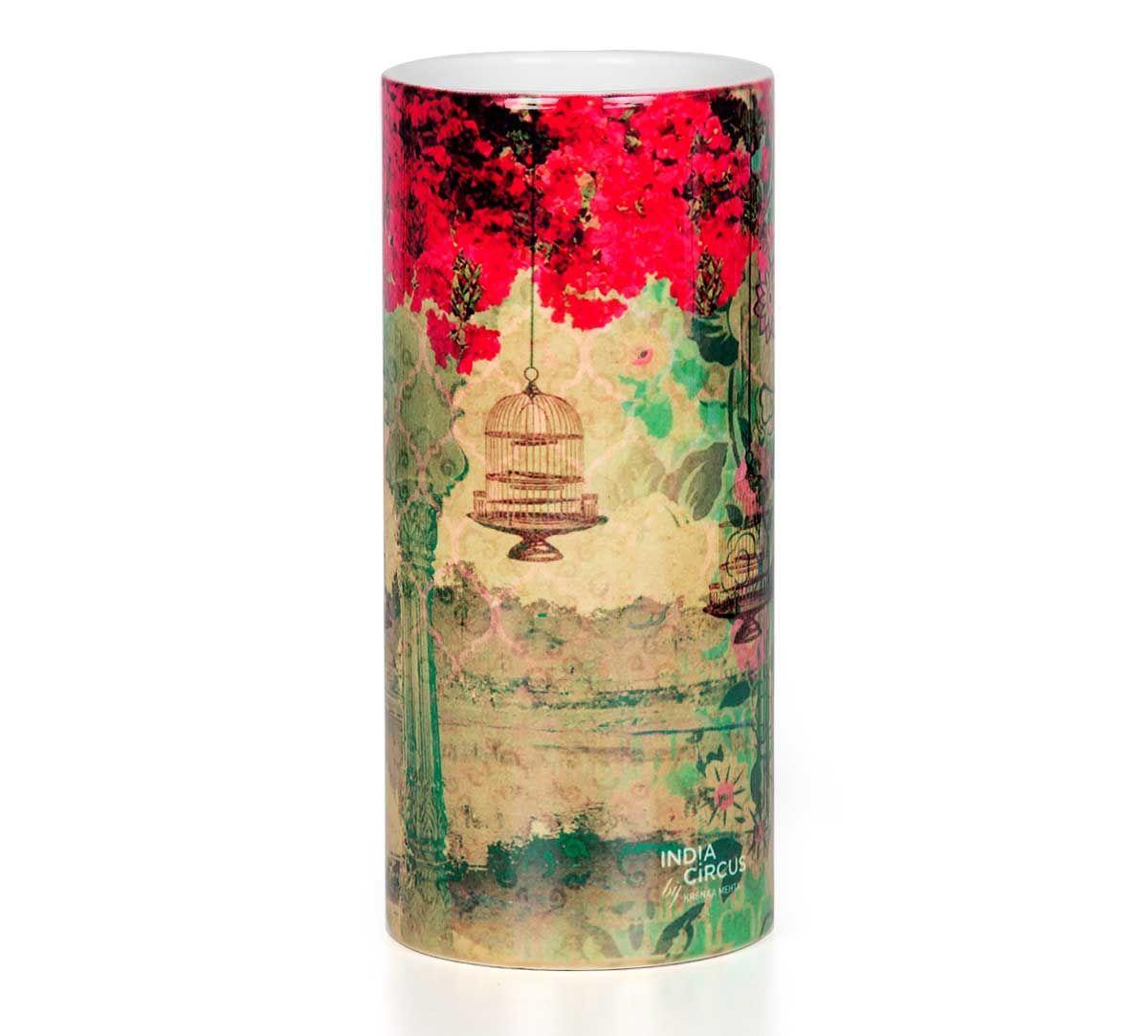 Ambushed Cages of Fervor Vase