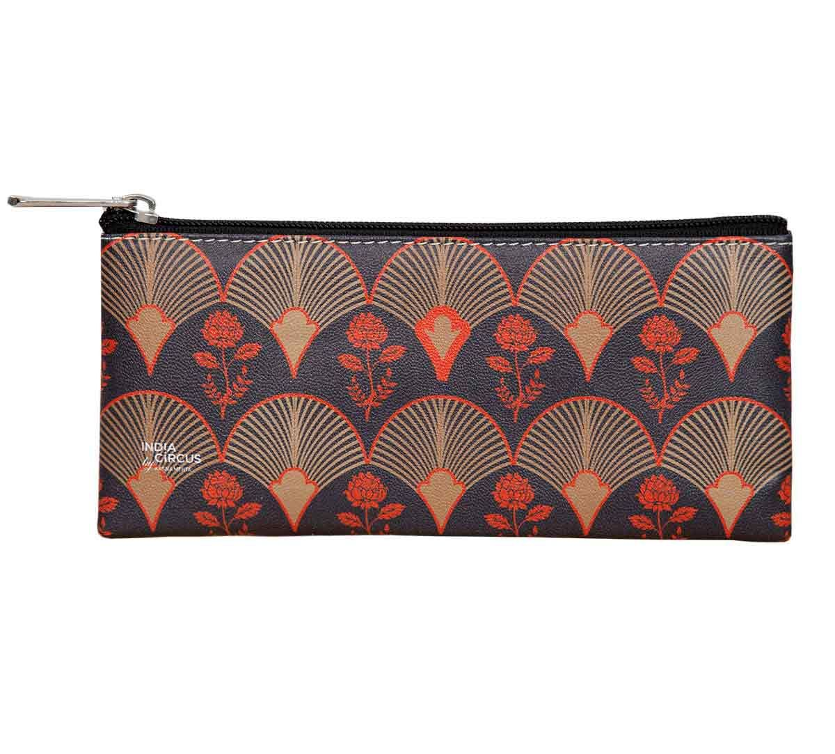 Fans of Blossom Small Utility Pouch