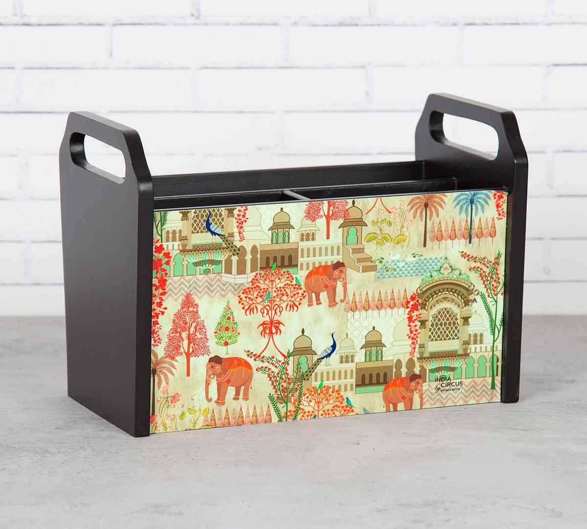 Mughal Treasures Desk Organizer