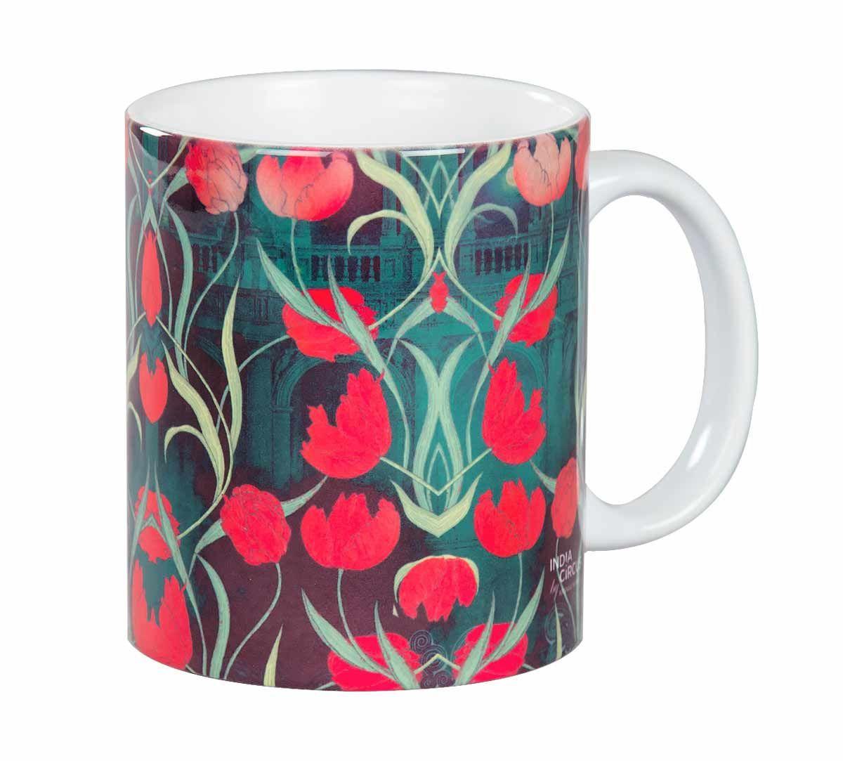 Waves of Blossom Mug