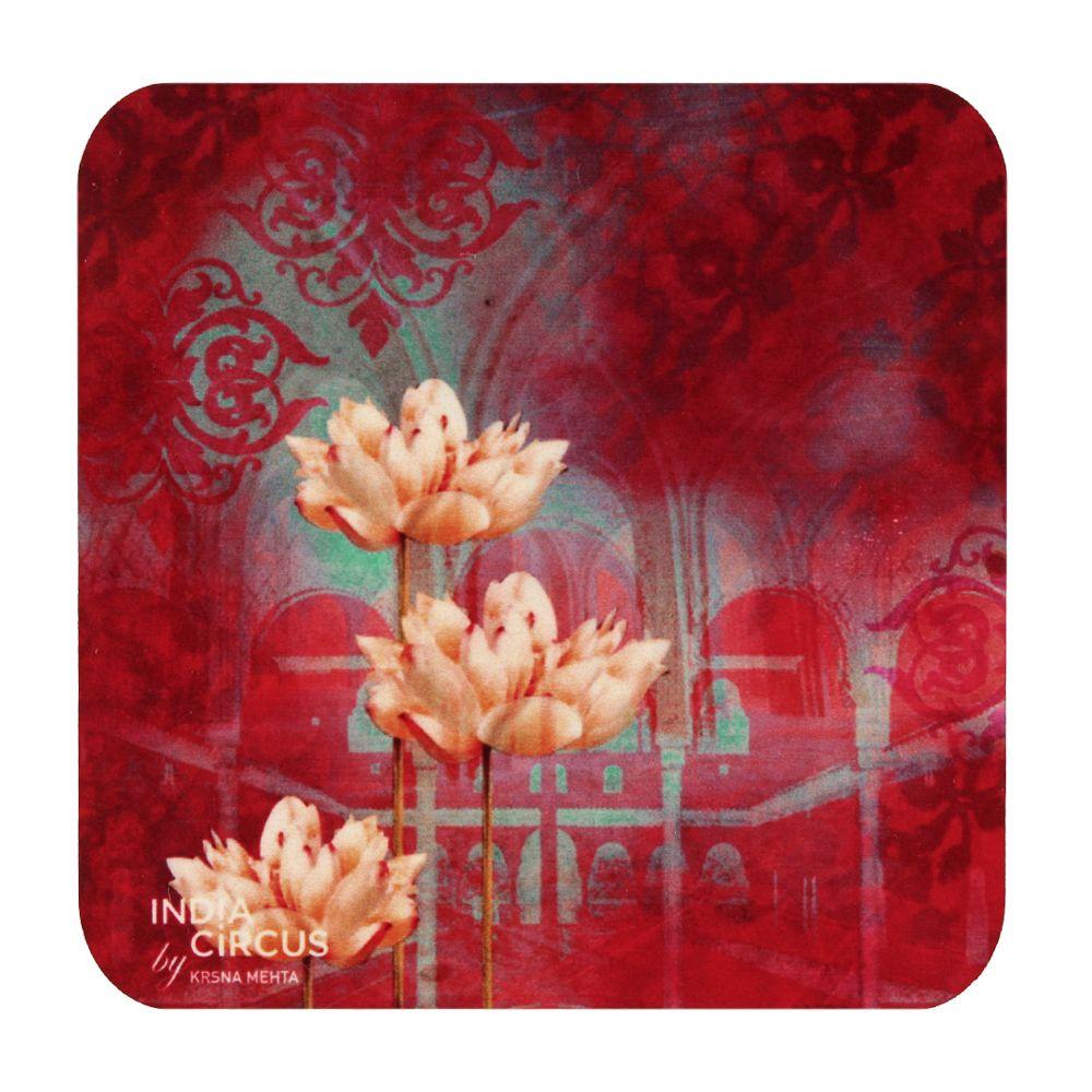 Tamara Blissful Lotus Coasters - (Set of 6)