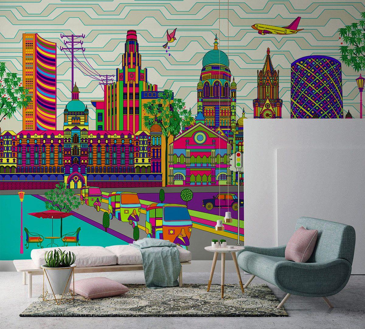 City Fever Wallpaper