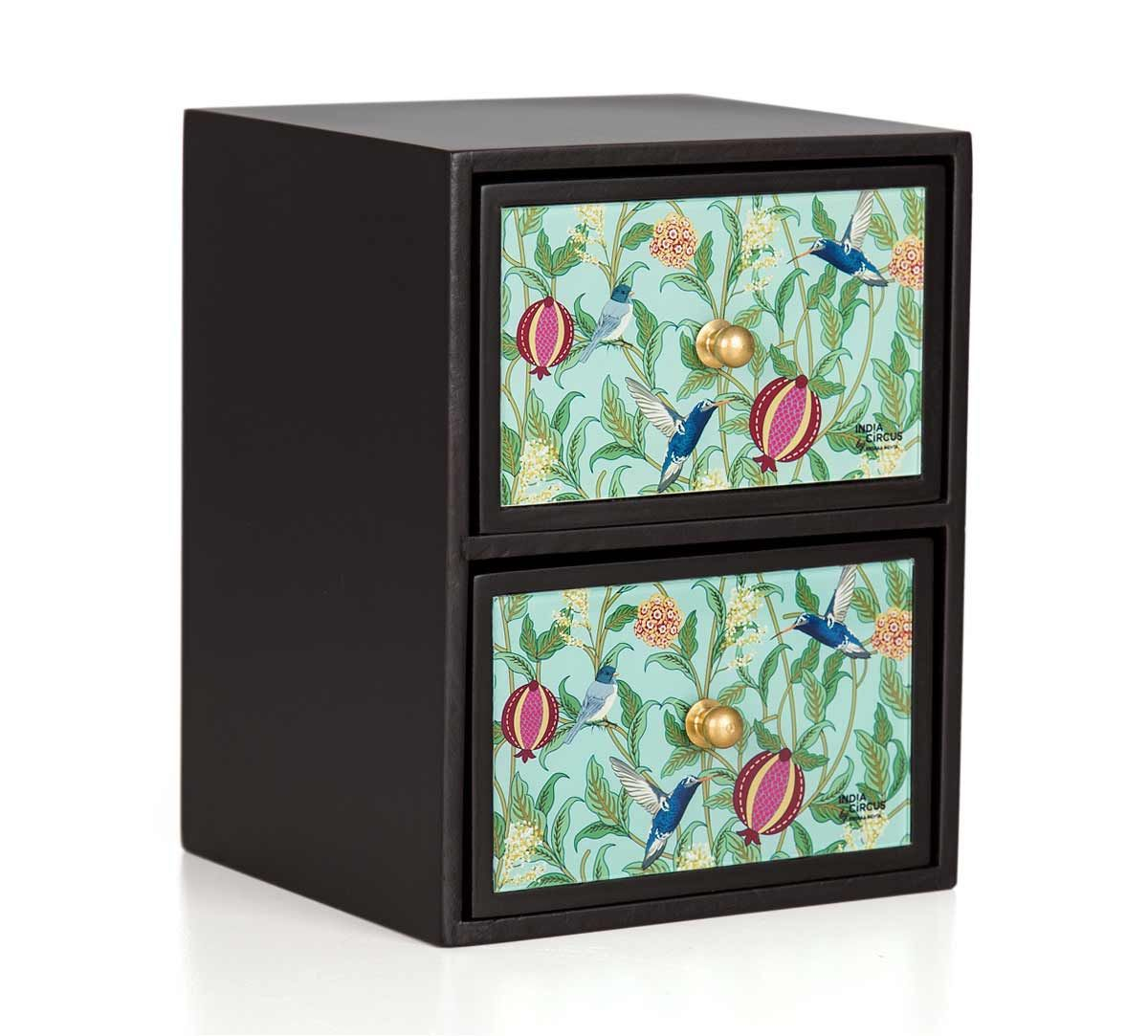 India Circus Flights of Vivers Jewellery Chest Drawer