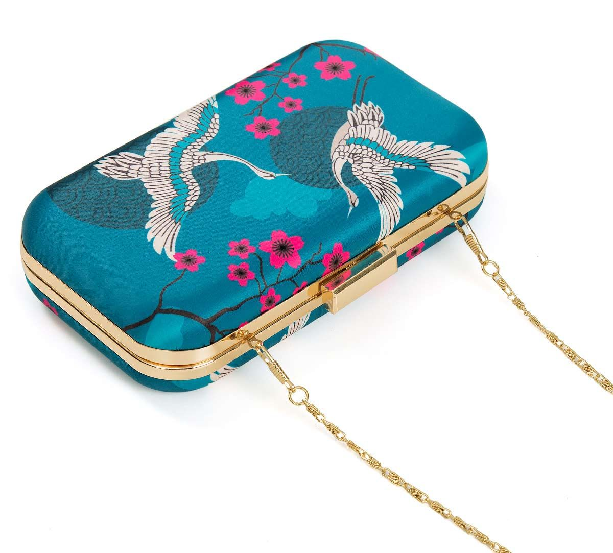 India Circus Aerial Moments Clutch