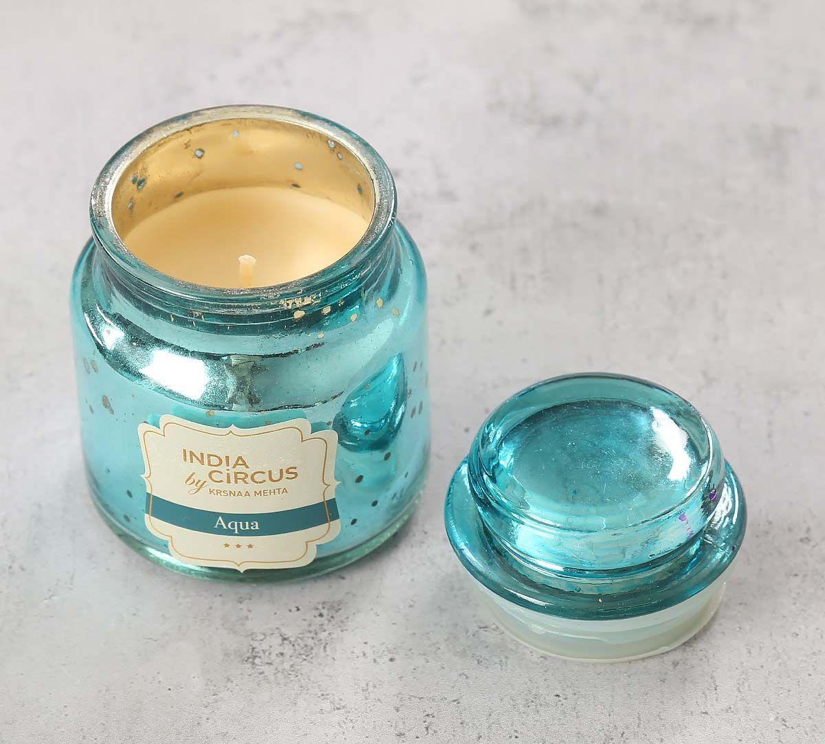 India Circus Aqua Yankee Jar Candle