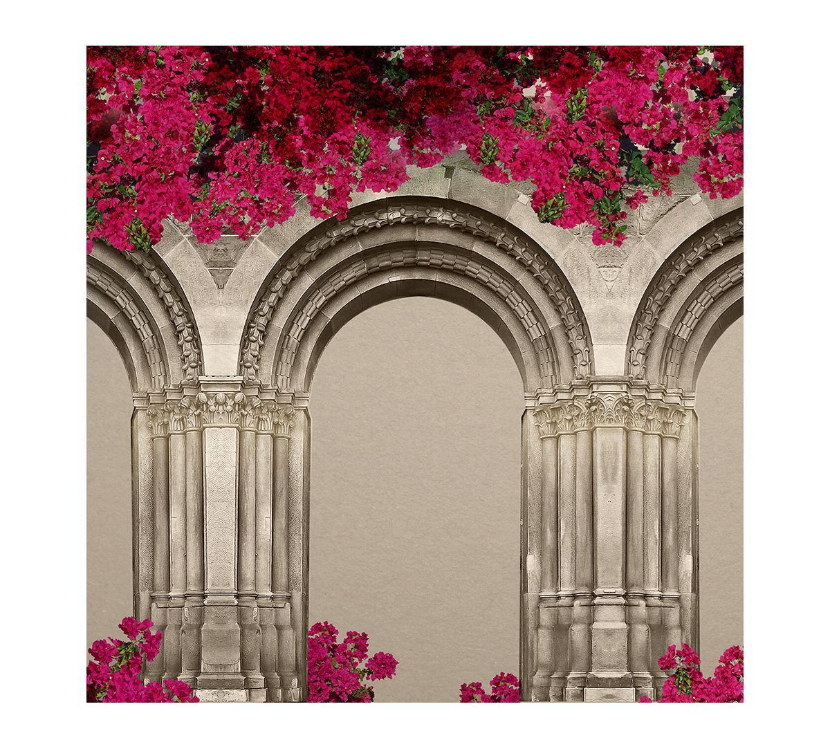 India Circus Arches of Triumph Wallpaper