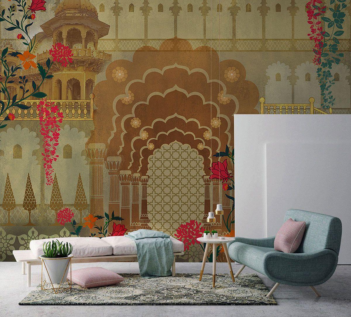 India Circus Blooming Aisle