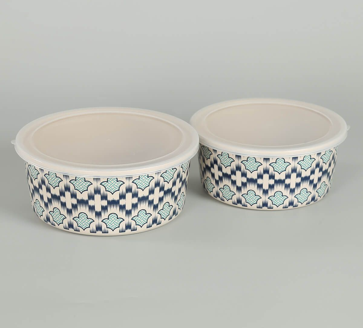 India Circus by Krsnaa Mehta Organised Ovule Big Container set of 2
