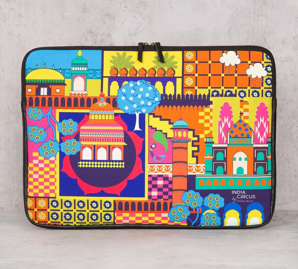 India Circus City Resonance Laptop Sleeve