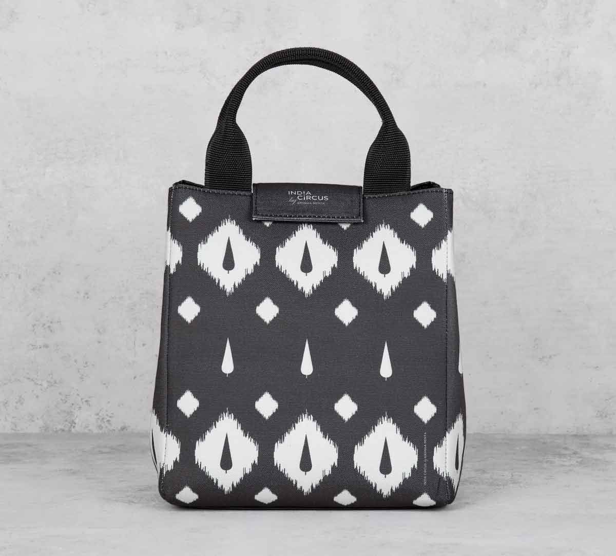India Circus Conifer Symmetry Lunch Bag