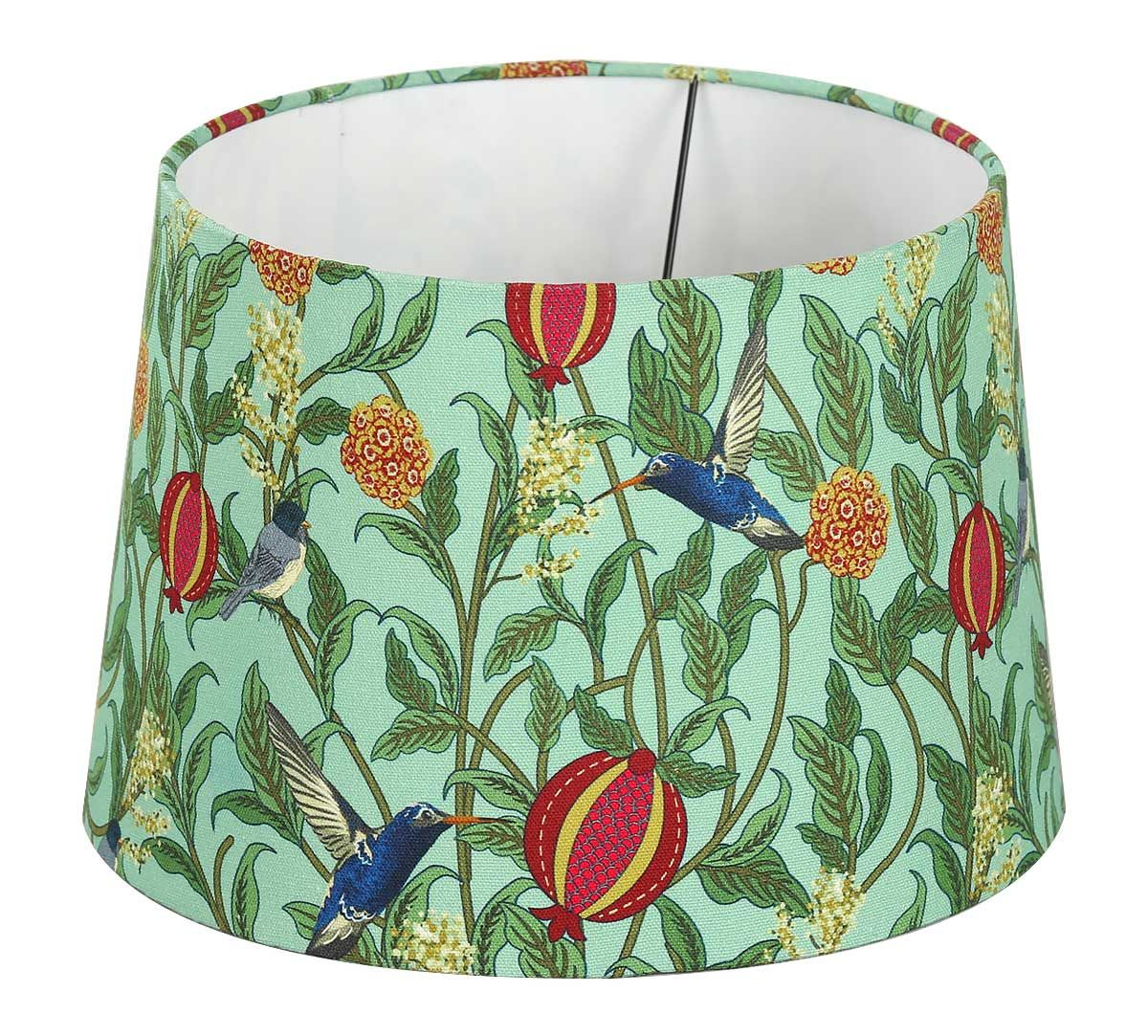 India Circus Flights of Vivers Conical Lamp Shade