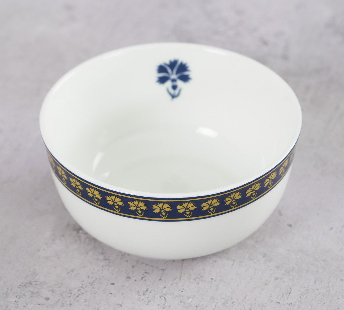 India Circus Floral Hypnosis Katori Bowl