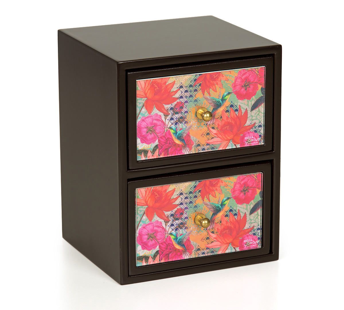 India Circus Floral Kingdom Chest of Drawer