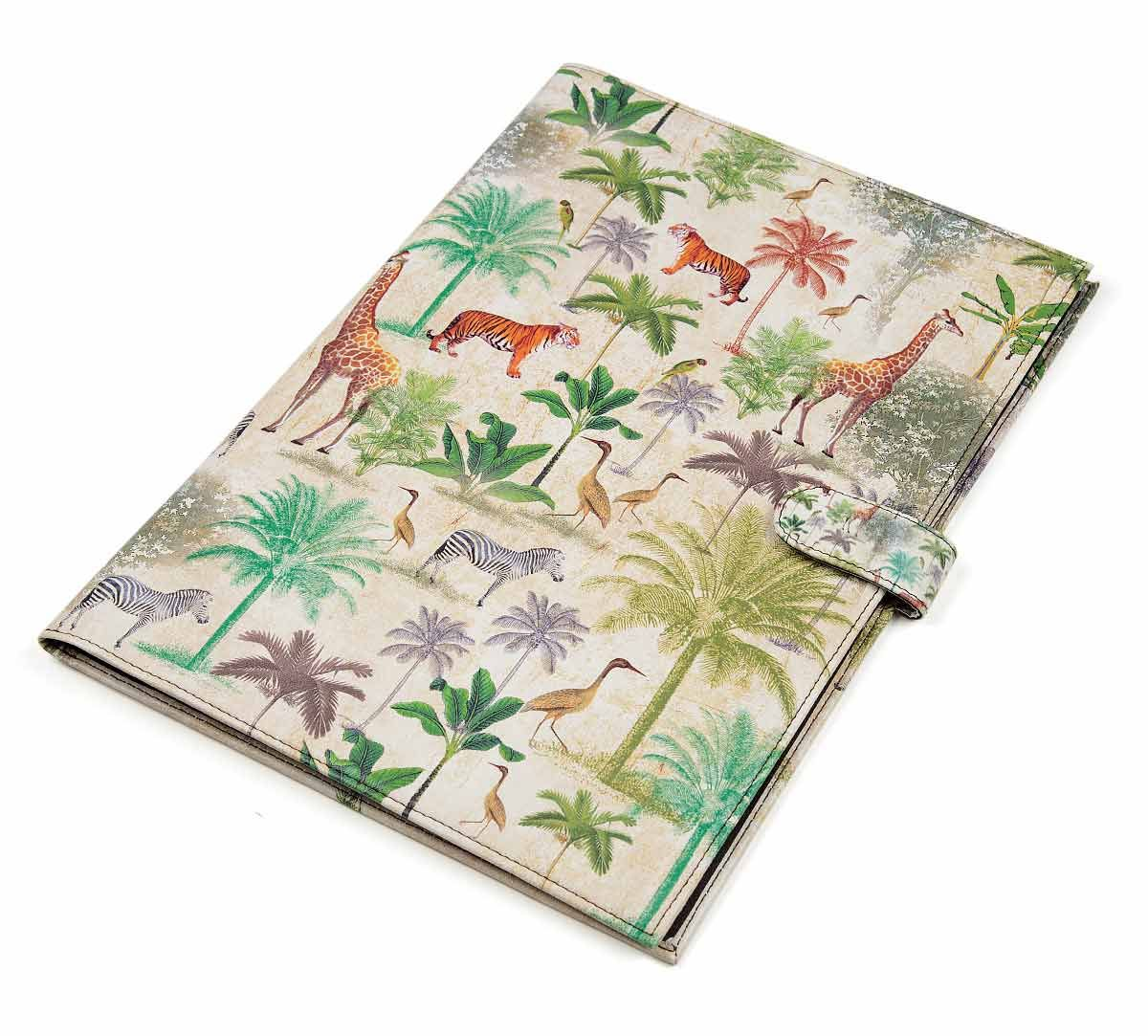 India Circus Forest Dominion Document Holder