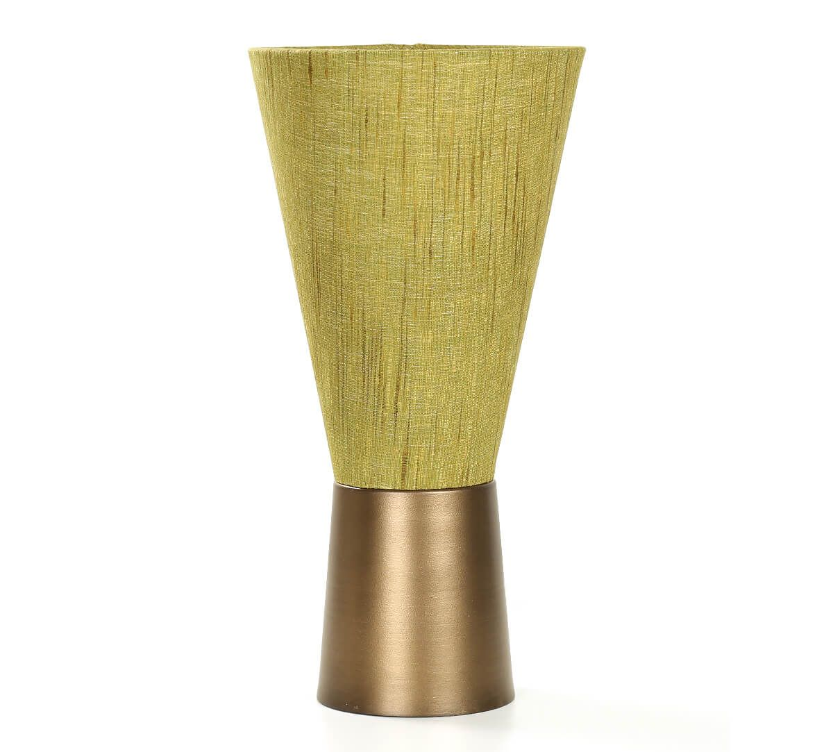 India Circus Frondescence Conical Lamp