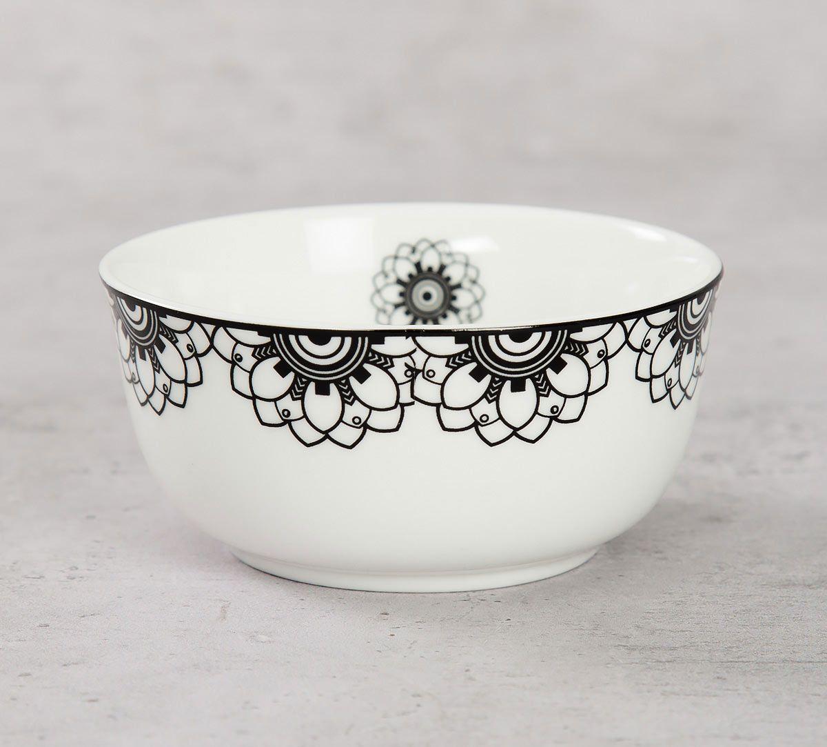 India Circus Geometrical Tara Katori Bowl