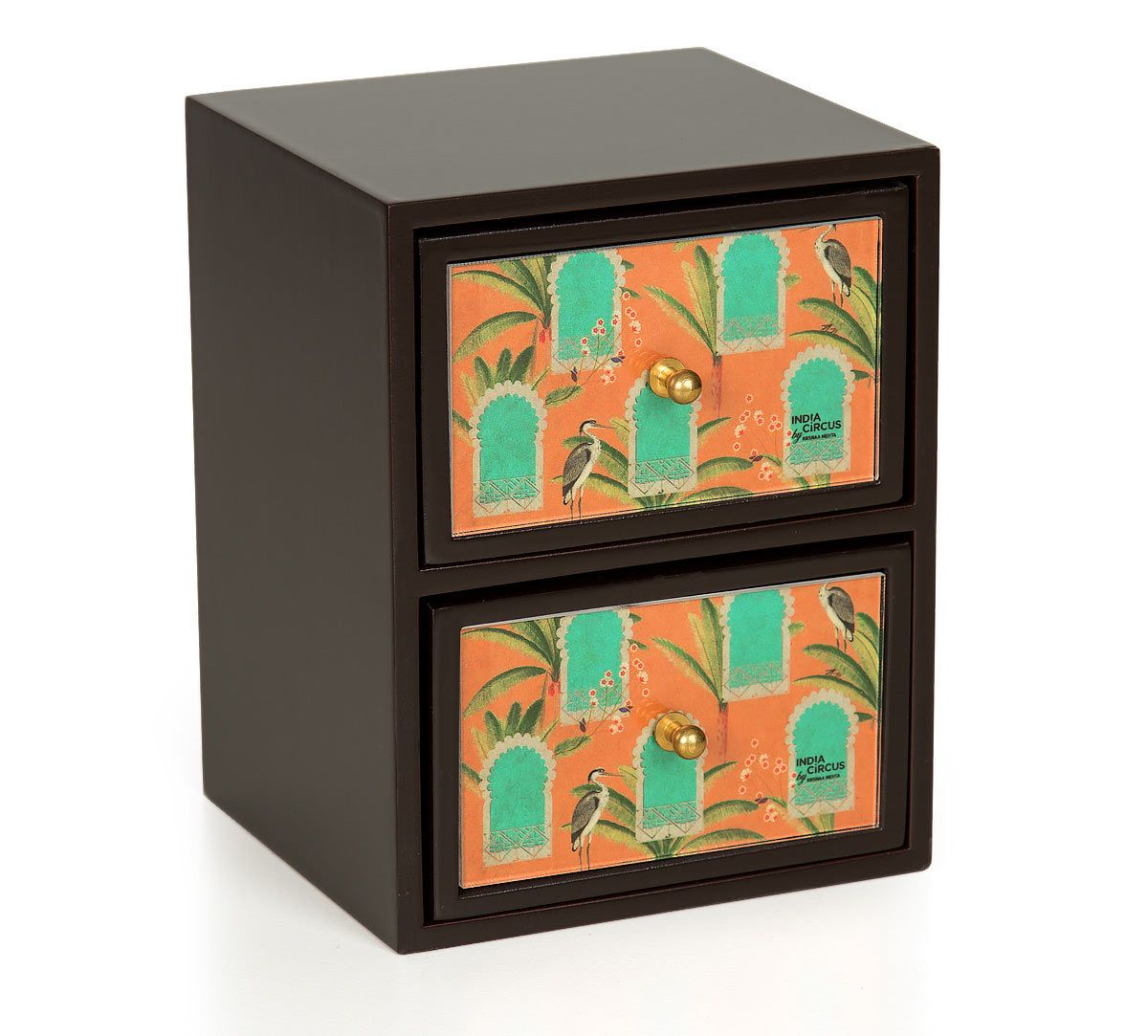 India Circus Heron's Palace Chest of Drawer