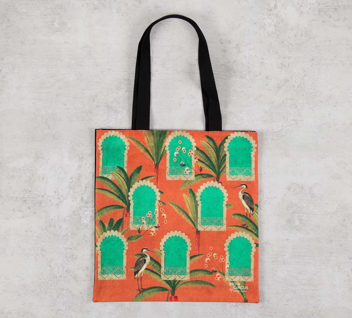 India Circus Heron's Palace Jhola Bag