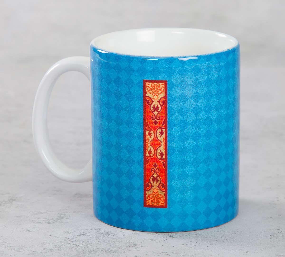 India Circus Iconic Alphabet I Mug