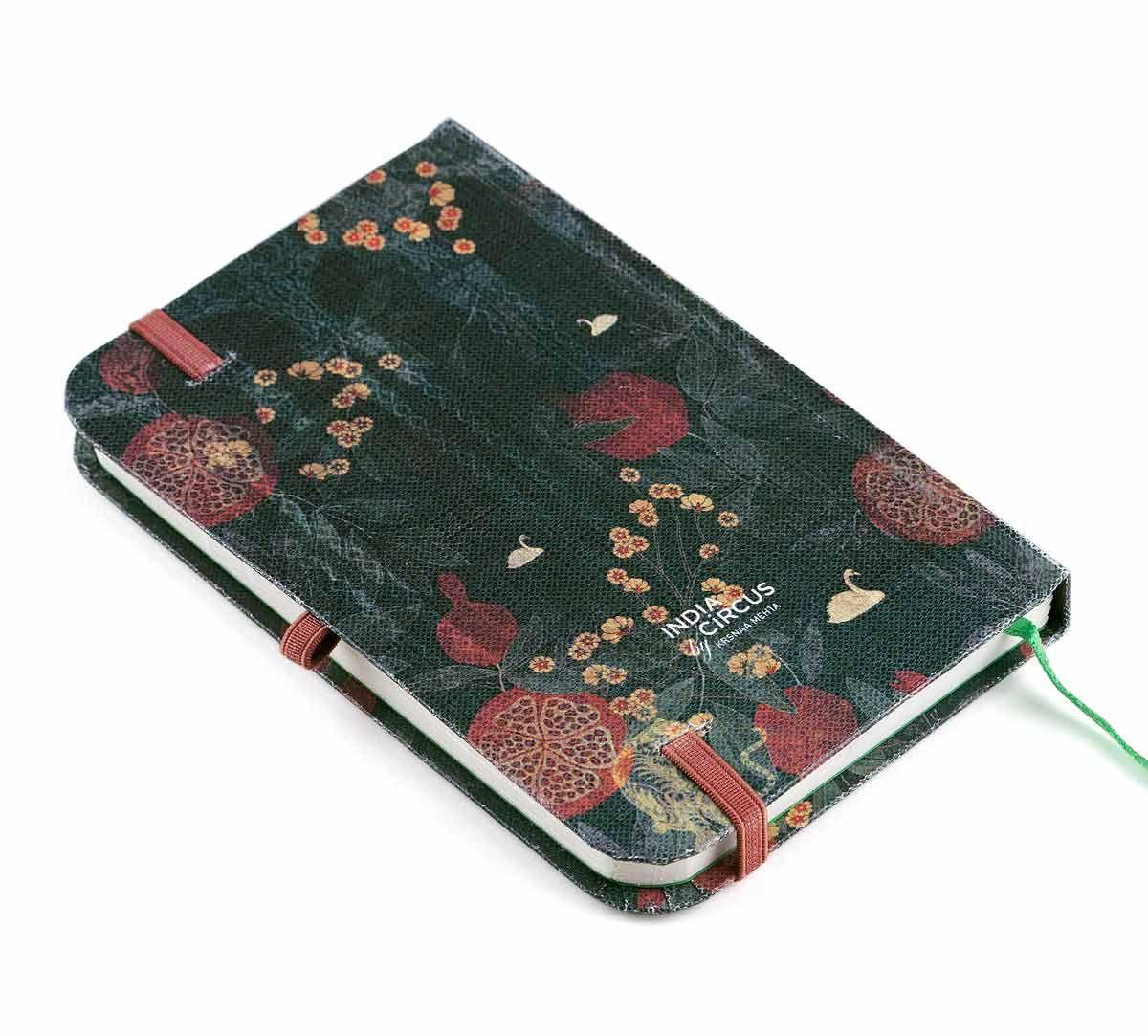India Circus Lakeside Florist Pocket Diary